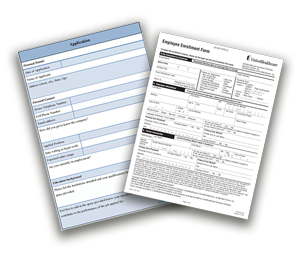 Application Forms - Printing Solutions